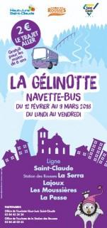 Navette La Gélinotte 2018