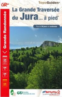 La Grande Traservée du Jura à pied