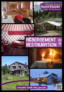 Guide Hébergement et Restauration 2017