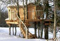 cabane arbres loge du coinchet