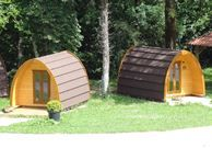Saint-Claude's campsite