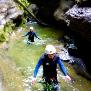 canyoning-canyon-coiserette-saint-claude