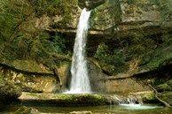 Mills Waterfall in Vulvoz