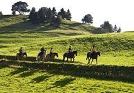 Great Crossing of the Jura on horseback