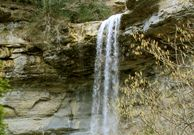 Horse Tail Waterfall