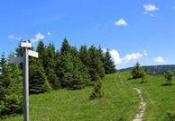 Hiking itineraries