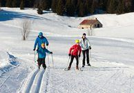 Great Crossing of the Jura on Skis