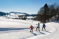 Hautes-Combes Nordic Skiing Pistes
