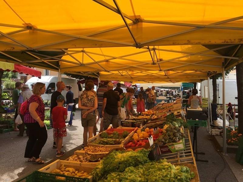 Market Haut-Jura