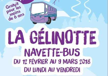 Navette La Gélinotte