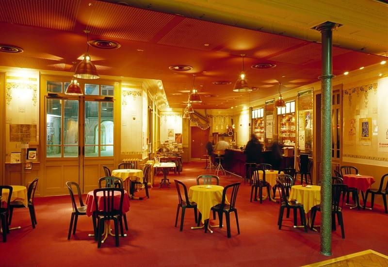 Café de la Maison du Peuple