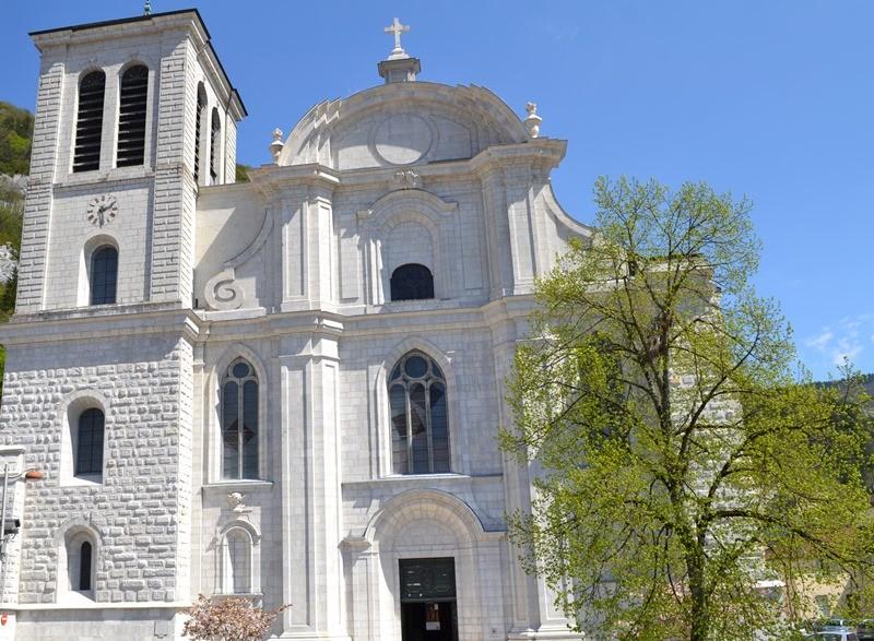 Kathedrale von Saint-Claude