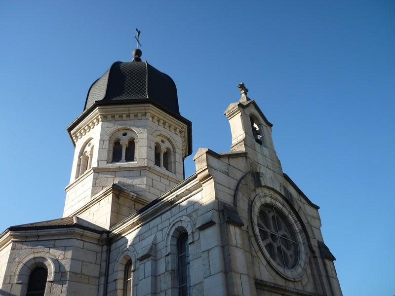 Chapelle des Carmes à Saint-Claude