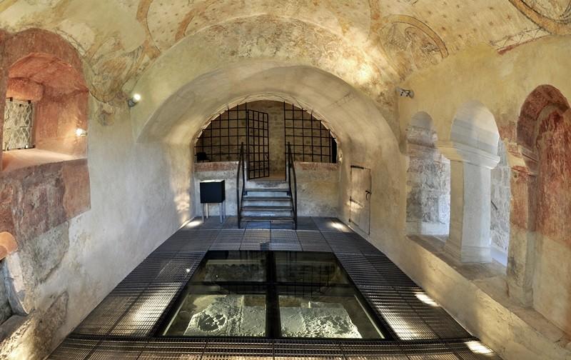 Les Chapelles de l'ancienne abbaye de Saint-Claude