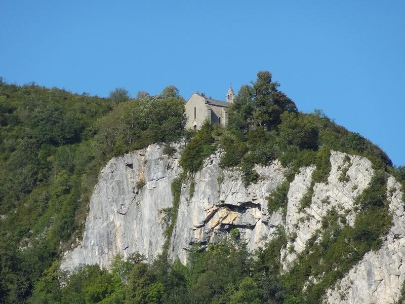 Chapelle de Saint-Romain-de-Roche à Pratz