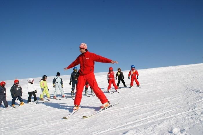 Ecole du ski français (French Ski School)