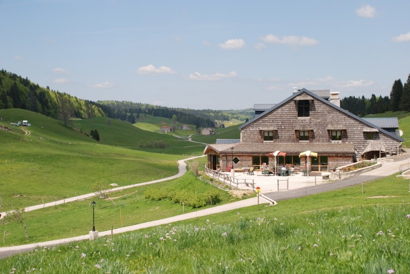 Etappenunterkünfte und Berghütten
