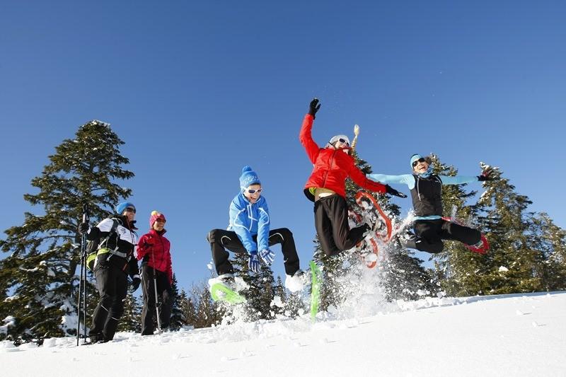 Verleih und Verkauf von Schneeschuhe