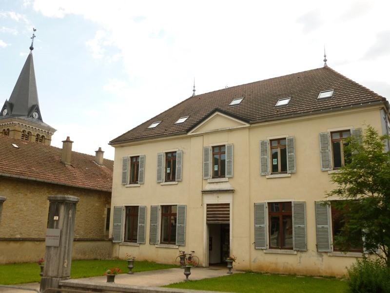 Médiathèque de St-Lupicin