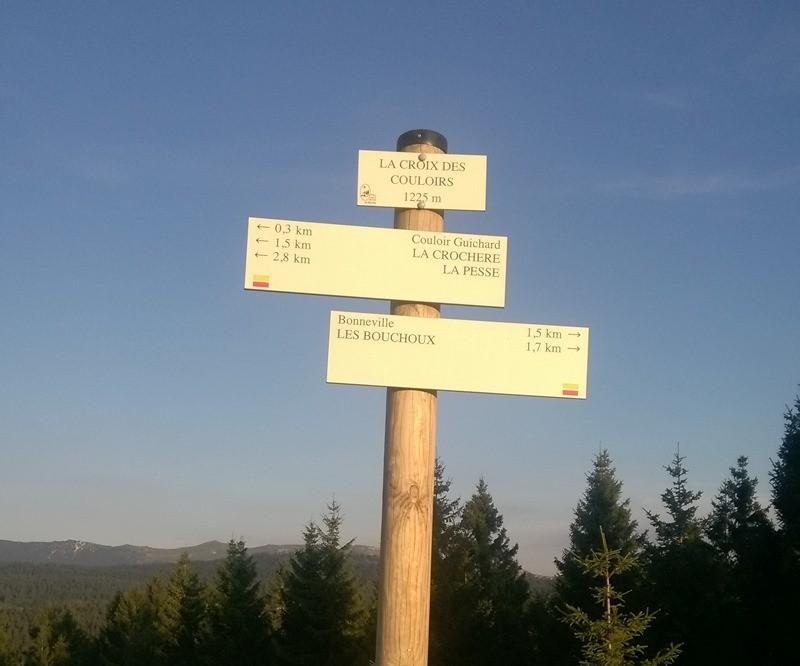 Itinéraires de randonnées
