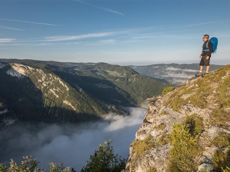 Sentier des Chamois du Jura