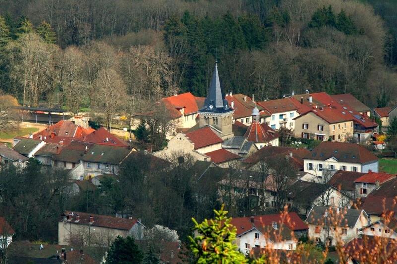 Saint-Lupicin