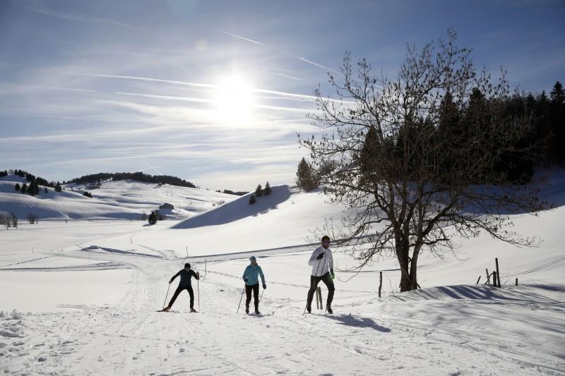 Pratiquer le ski nordique