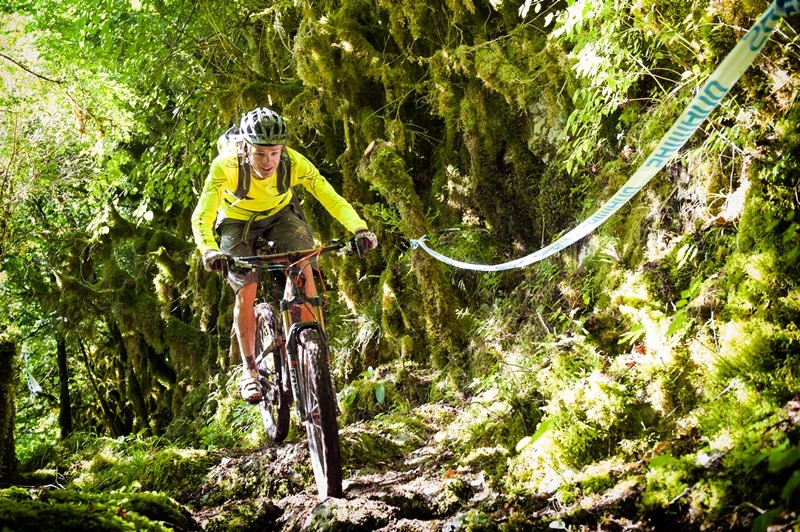 Mountain-bike circuits