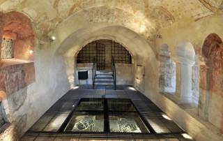 LES CHAPELLES DE L'ANCIENNE ABBAYE DE SAINT-CLAUDE_1