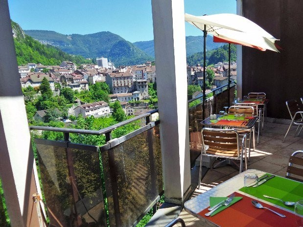 RESTAURANT - LE PANORAMIC_5