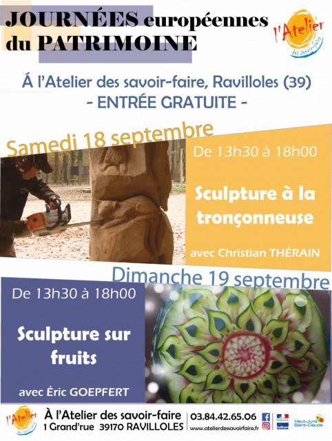 ASF - Journée du patrimoine 2021