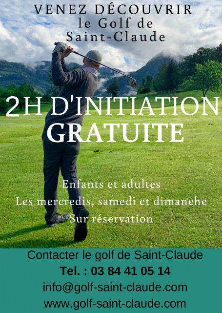 Golf de Saint-Claude