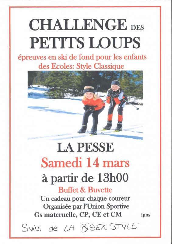 COURSE DE SKI - CHALLENGE DES P'TITS LOUPS_1